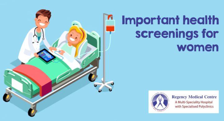 Health screening women