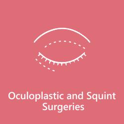 Oculoplastic and squint