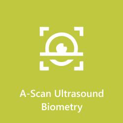 A- Scan Ultrasound biometry