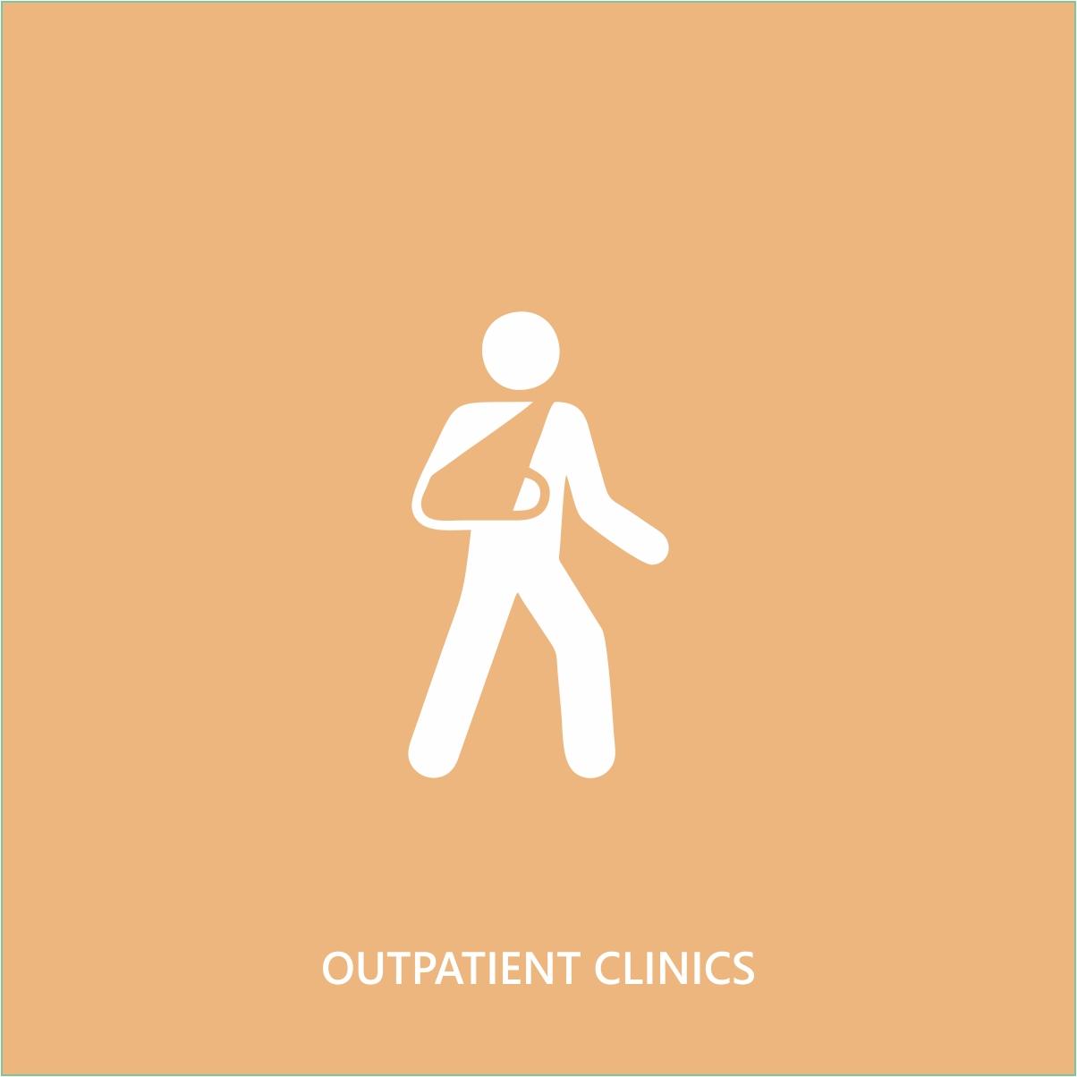 OUTPATIENT CLINICS Image