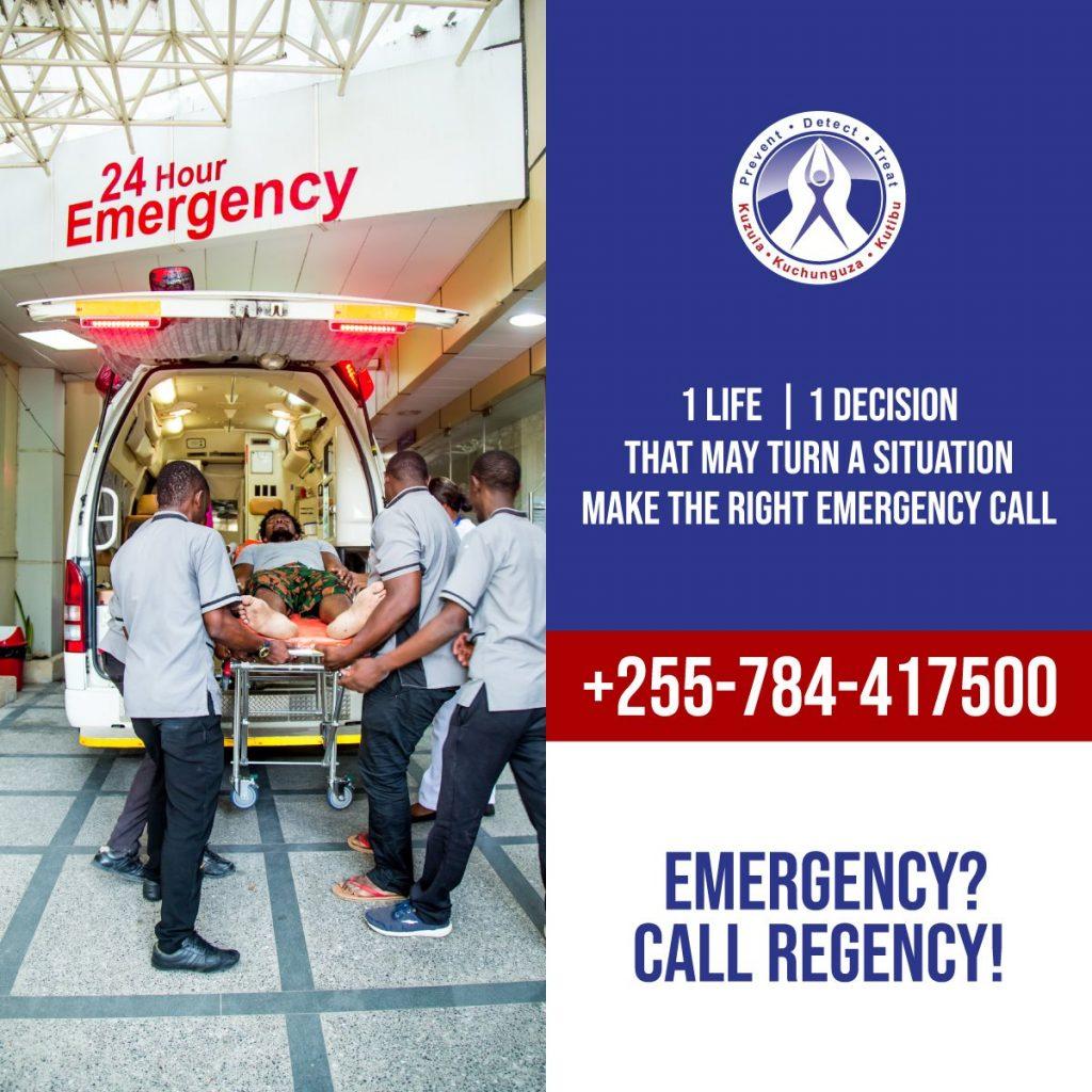 Regency Medical Centre Emergency