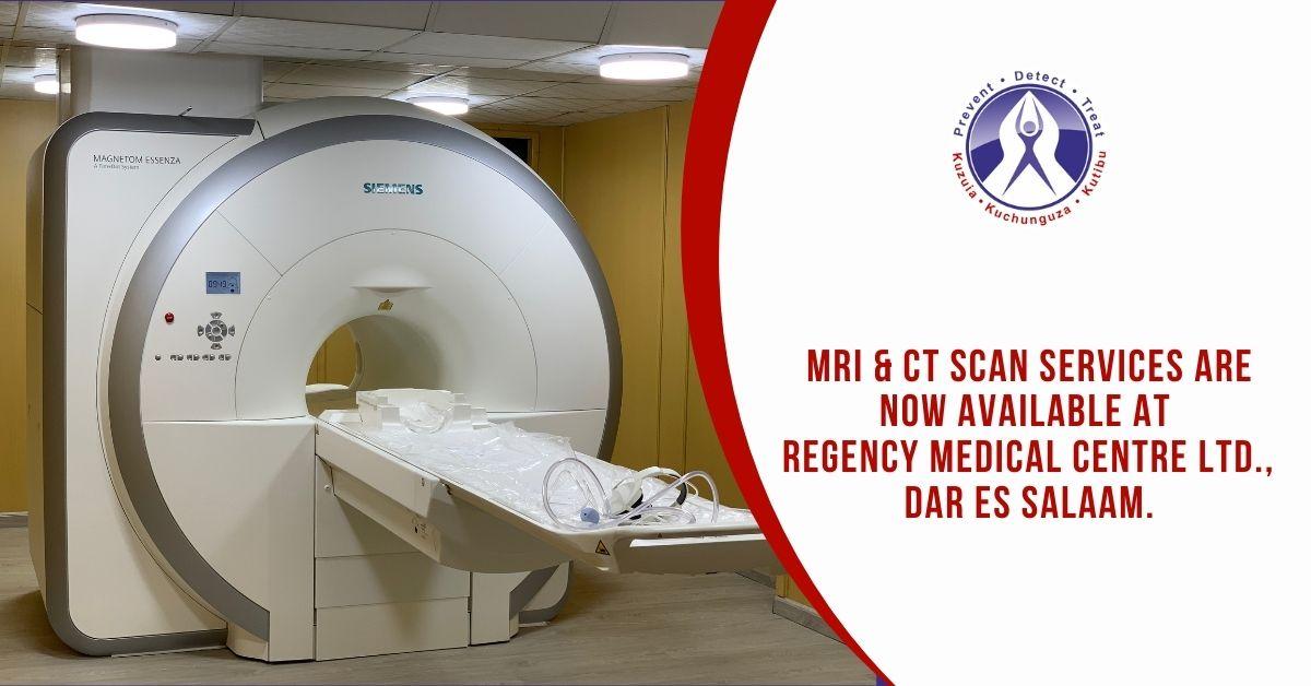 MRI & CT Scan Services