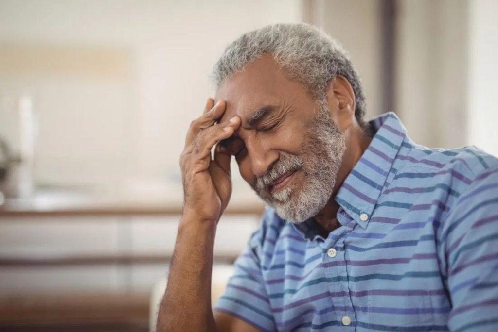 SYMPTOMS OF BALANCE DISORDER